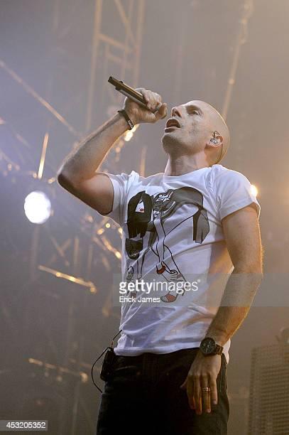 I Am performs live during the Francofolies de La Rochelle on July 13th 2014 in La Rochelle France