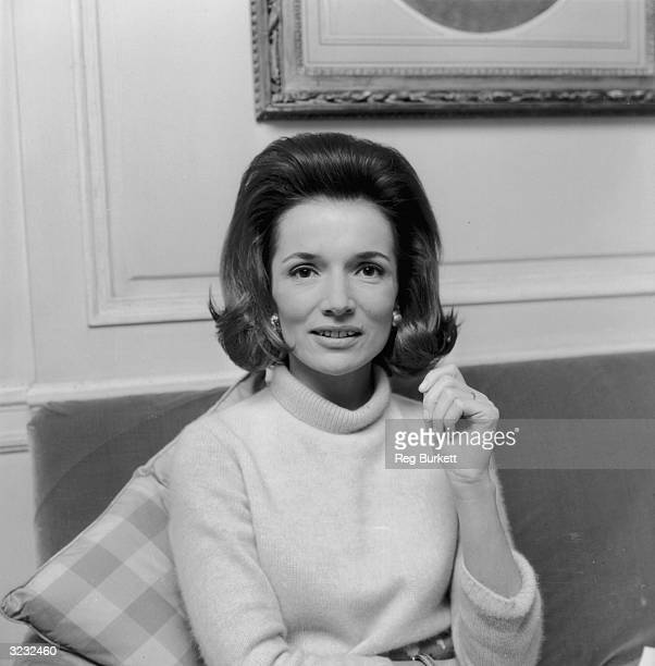 Princess Lee Radziwill sister of Jacqueline Kennedy