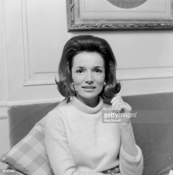Princess Lee Radziwill, sister of Jacqueline Kennedy.