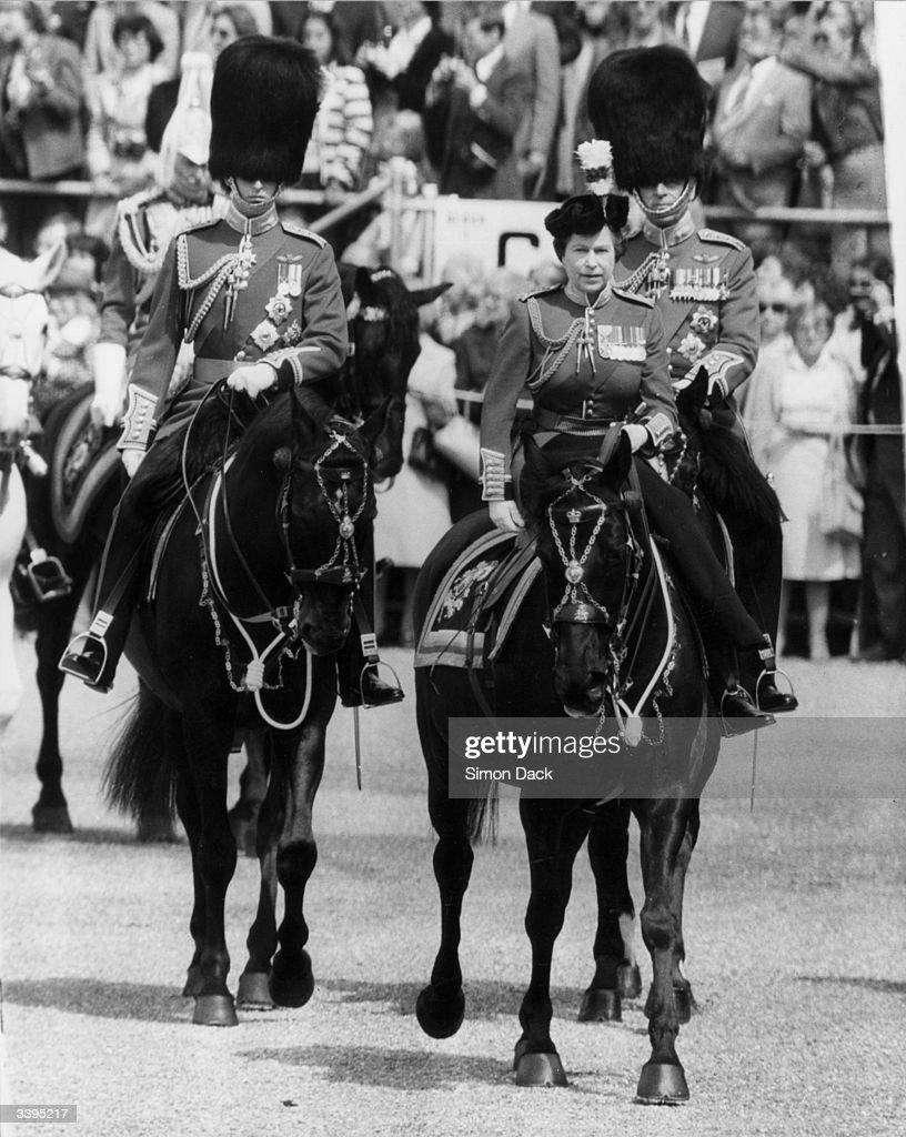 Royal Colours : News Photo
