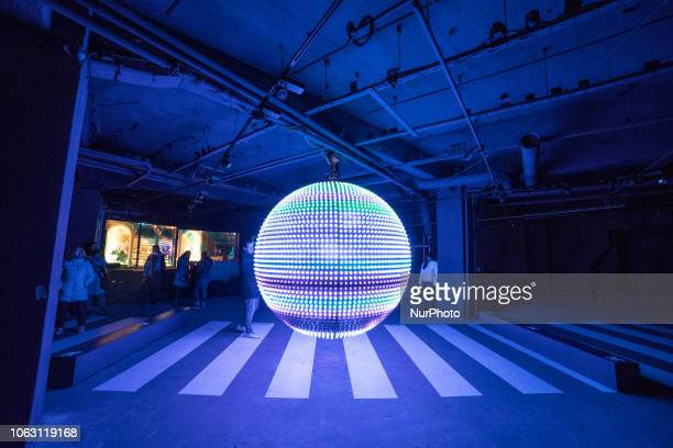 13th Light Festival GLOW in Eindhoven Netherlands GLOW takes place from 10 to 17 November 2018 Light art projects will illuminate buildings by...