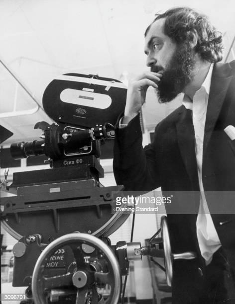 American film maker Stanley Kubrick .