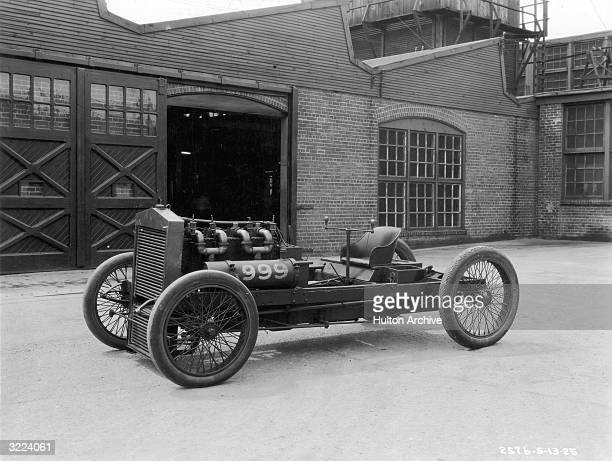 Henry Ford's Ford Racer 999 automobile