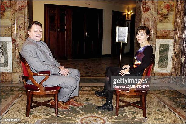13th Rue 's shooting presented by sophie Duez In Paris, France On January 19, 2006-While the lawsuit of Bob Denard, most famous of the mercenaries,...
