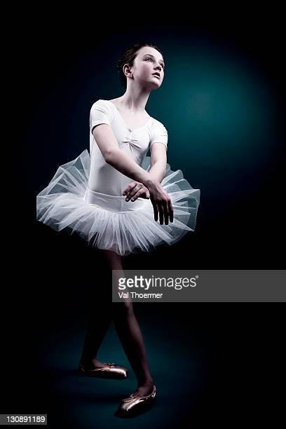 13-year-old ballerina