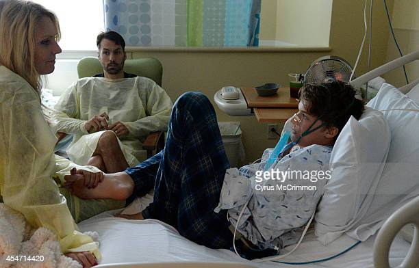 13yearold Will Cornejo is recovering at Rocky Mountain Hospital for Children at Presbyterian/St Luke's Medical Center in Denver on Friday September 5...