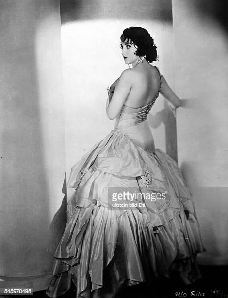 *Schauspielerin USAGanzfigur im Tonfilm 'Rio Rita' 1930