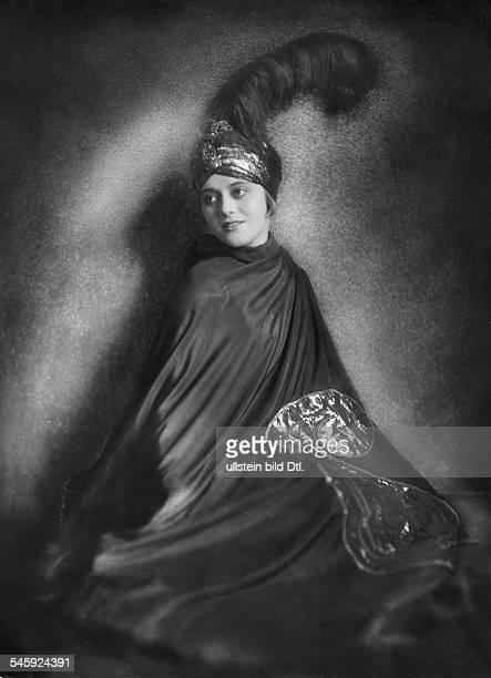 *Actress Dancer Germany nee Maria SternPortrait Vintage property of ullstein bild