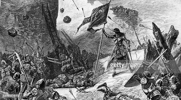 *1410/121431Nationalheldin Frankreichin der Schlacht von Orleans 1429