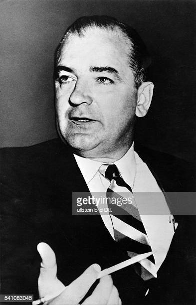Politiker, Senator, USAVorsitzender des Ausschusses fürantiamerikaninsche Umtriebe.- 1957