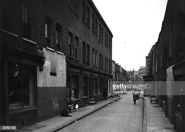 Umberston Street in Stepney London