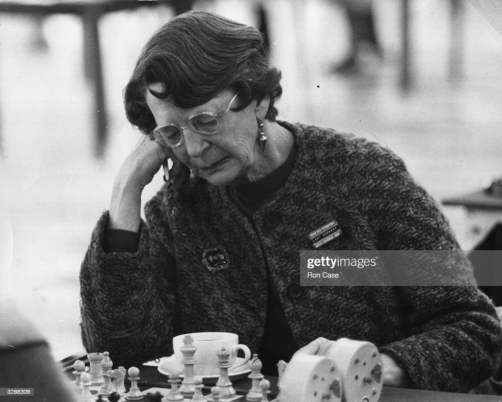 Chess Player : News Photo