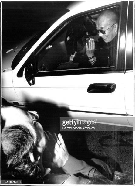 14th Dalai Lama General Scenes May 10 1992