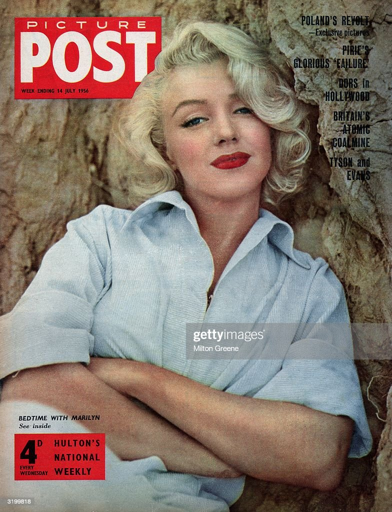 Marilyn Is Here : News Photo