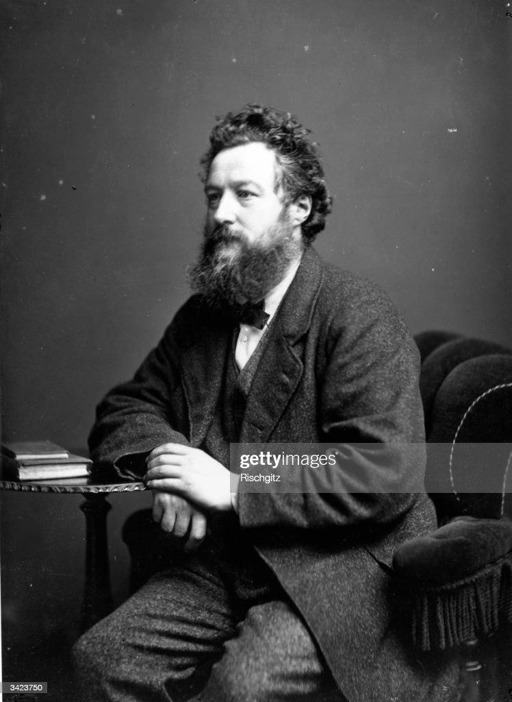 William Morris : News Photo