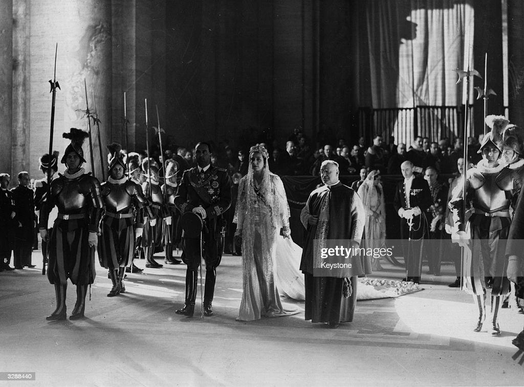 Prince Umberto : News Photo