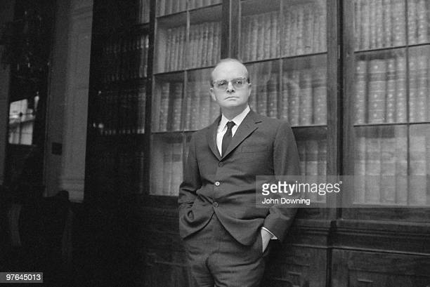 American novelist Truman Capote