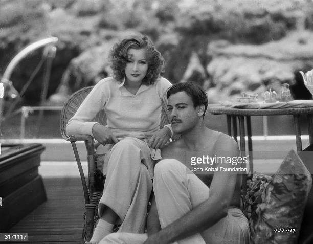 SwedishAmerican actress Greta Garbo plays Arden Stuart in the romantic drama 'The Single Standard' directed by John S Robertson Her onscreen lover is...