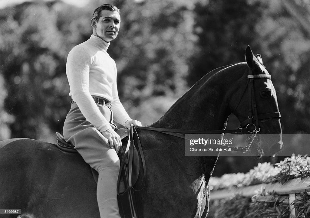 Horseback Hero : News Photo