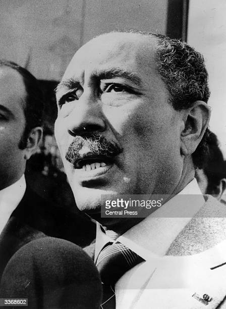 Anwar alSadat Egyptian military leader and President renowned for his work towards peace in the Middle East and he became the first Arab leader to...