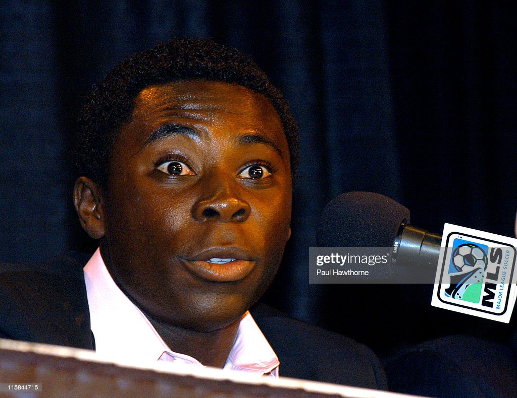 Freddy Adu, 14 Year Old Soccer Phenom Signs Multi Year Deal with Major League