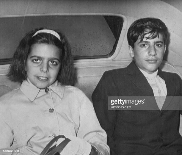 *Reeder GRdie Kinder Christina und Alexander 1968