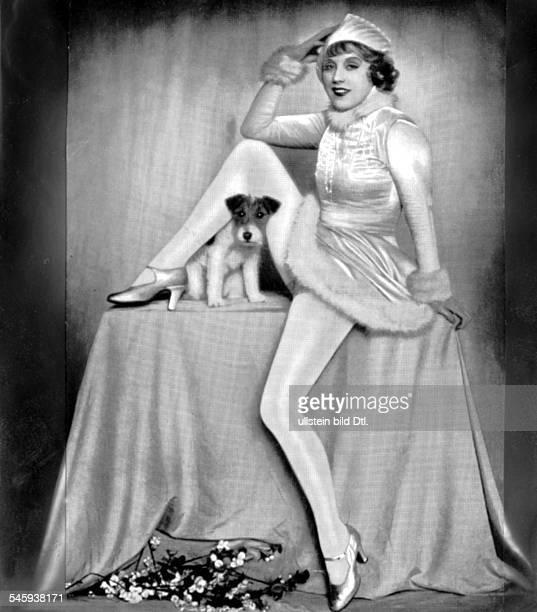*Schauspielerin DPorträt vermutl um 1930