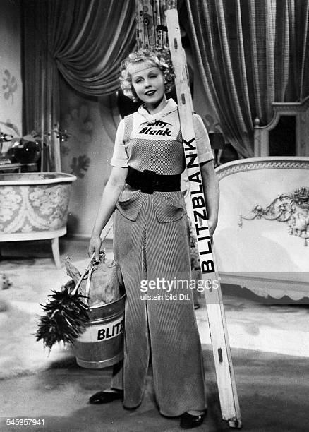 *Schauspielerin DRollenporträt 1935