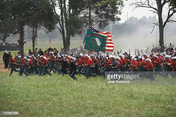 150th Civil War Reenactment of First Bull Run