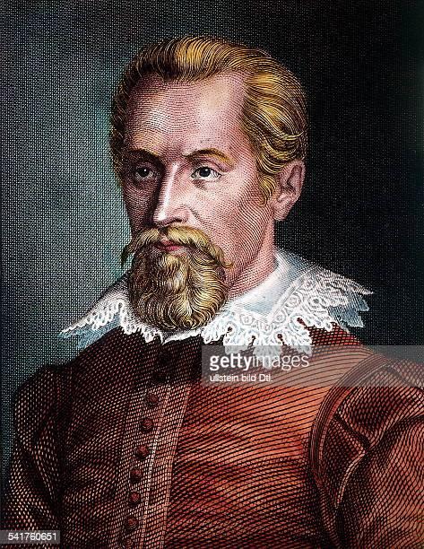 15711630Gelehrter Mathematiker Astronom DPorträt Stich undatiert
