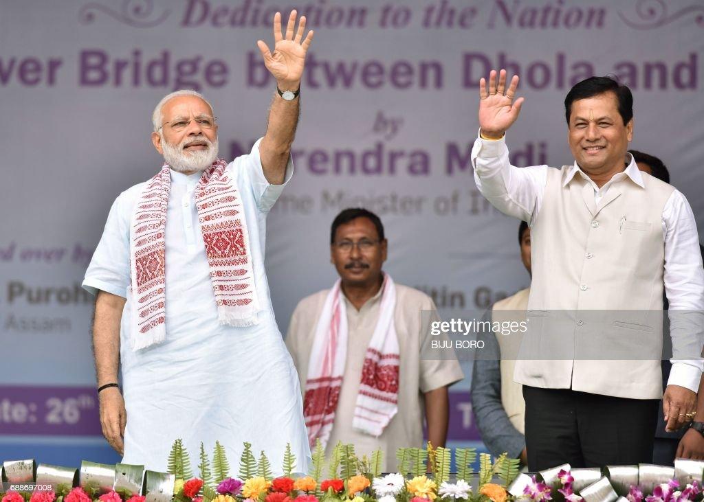 INDIA-ECONOMY-TRANSPORT : News Photo