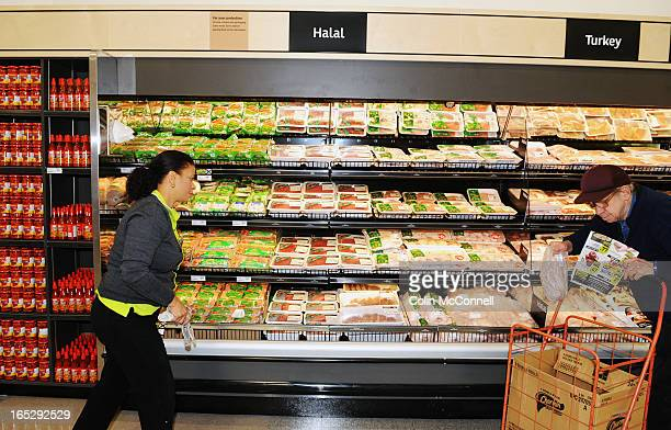 OCT 15th 2010pics of staffer lesbia salazar at halal sectionsobeys opens frechco in regent park promising it will be a typical of discount stores and...