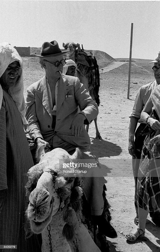 Camel Ride : Fotografía de noticias