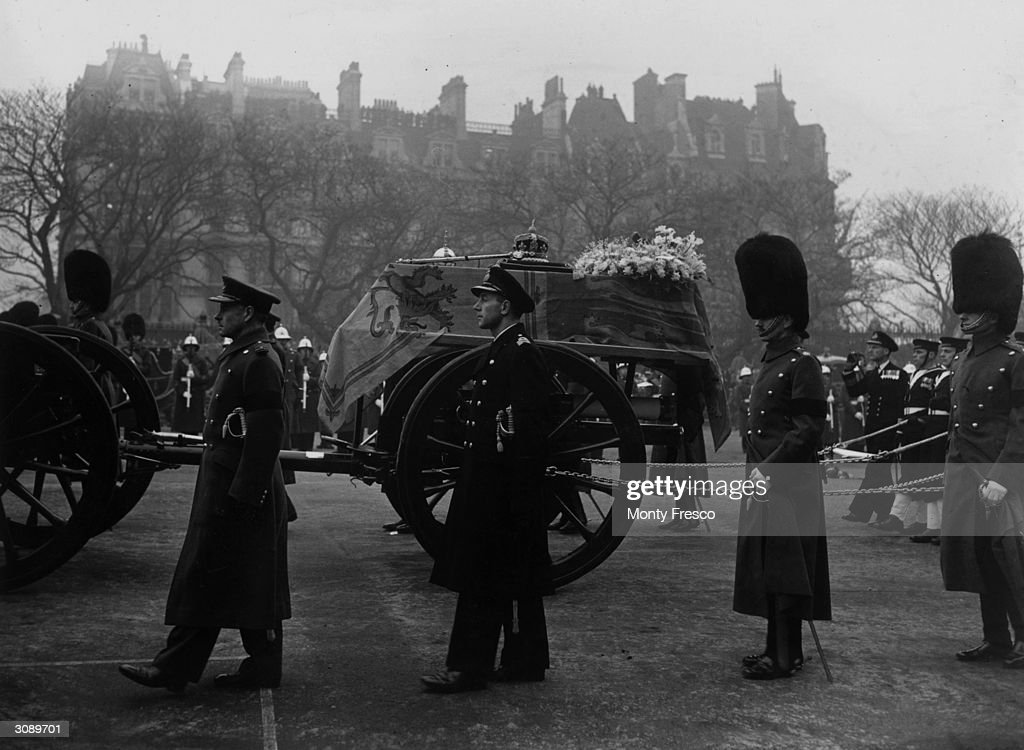 Royal Coffin : News Photo