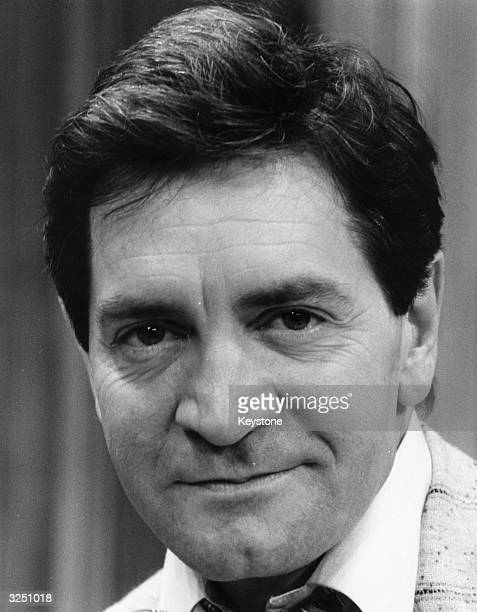 Patrick Mower who plays Richard Sherman in the show 'The Seven Year Itch' at the Albery Theatre London