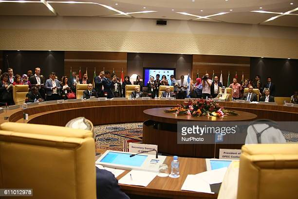 15th International Energy Forum in Algiers on September 28 A meeting of the informal OPEC took place on the sidelines of the forum in Algeria