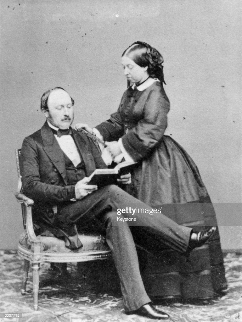 Victoria And Albert : News Photo