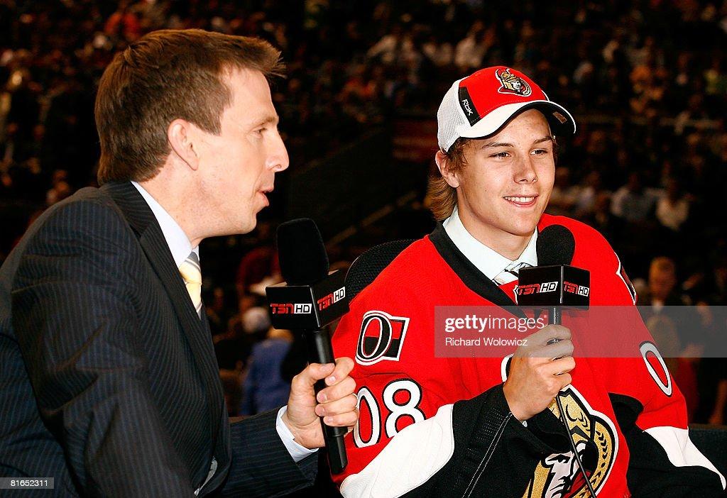 2008 NHL Entry Draft, Round One : News Photo