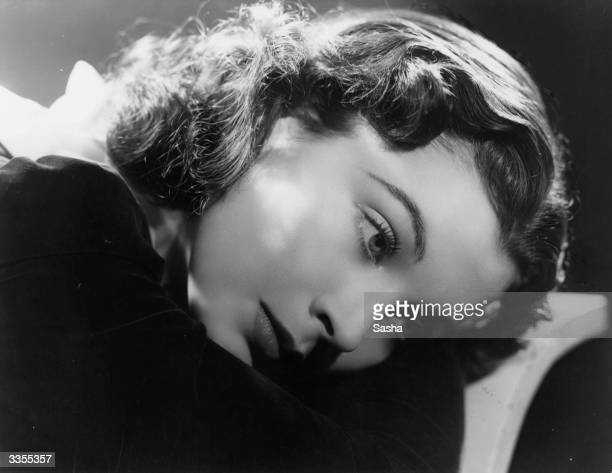 American stage and film actress Vivien Leigh