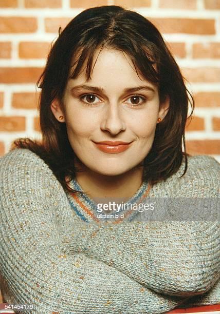Schauspielerin DPorträt April 2002