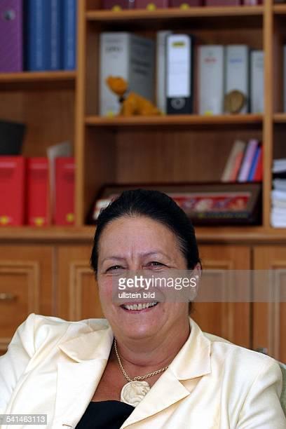 Politikerin SPD DSenatorin für Justiz in BerlinPorträt