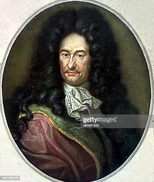 1716Philosoph, Mathematiker, Dzeitgenöss. Porträt