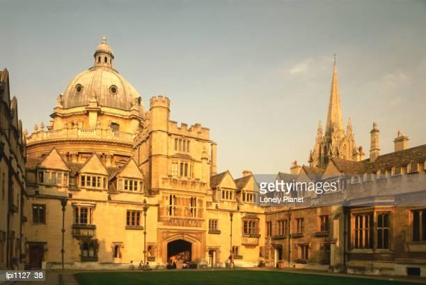16th century Brasenose College.