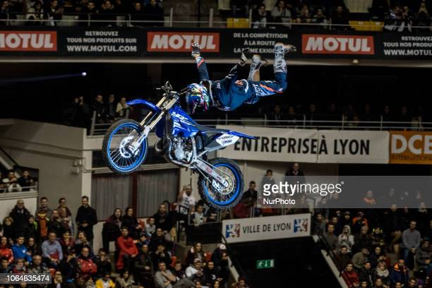 16th edition of the Lyon Supercross during the SX Tour at the Palais des Sport de Gerland in Lyon France on November 23rd 2018