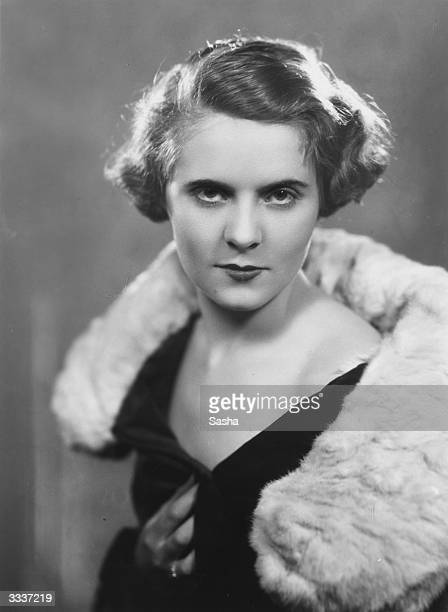 English actress Ann Todd