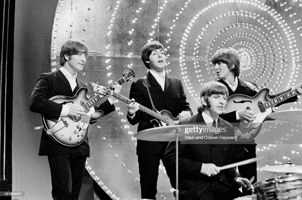 Beatles Final Appearance On TOTP : News Photo