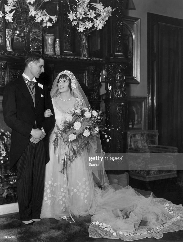 Society Wedding Pictures   Getty Images