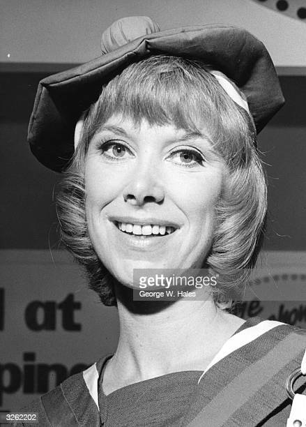 The actress and TV personality Wendy Craig