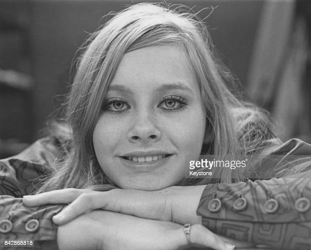 16yearold English actress Linda Hayden star of the controversial film 'Baby Love' circa 1969