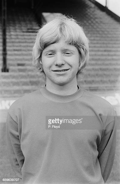 16yearold footballer Richie Bowman of Charlton Athletic FC UK 3rd August 1971